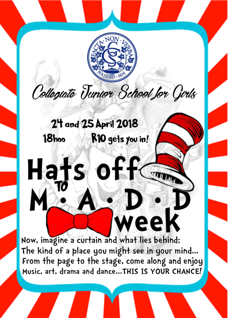 madd week poster